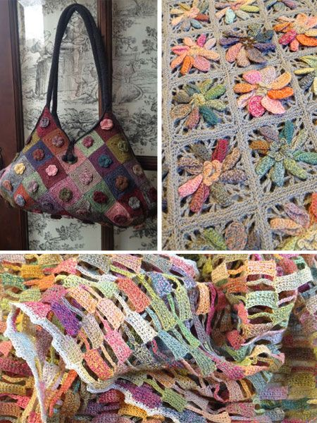 Discovering Sophie Digard - Talking Crochet Newsletter - March 11, 2014 - Vol. 11 No. 5
