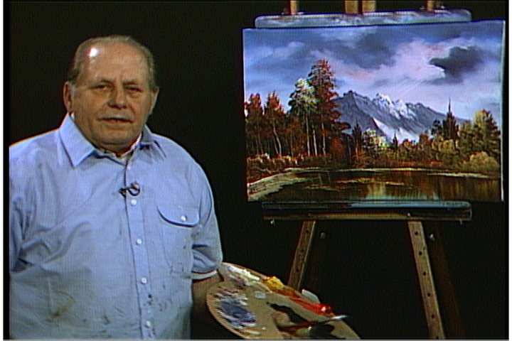 Before Bob Ross, there was William Alexander and