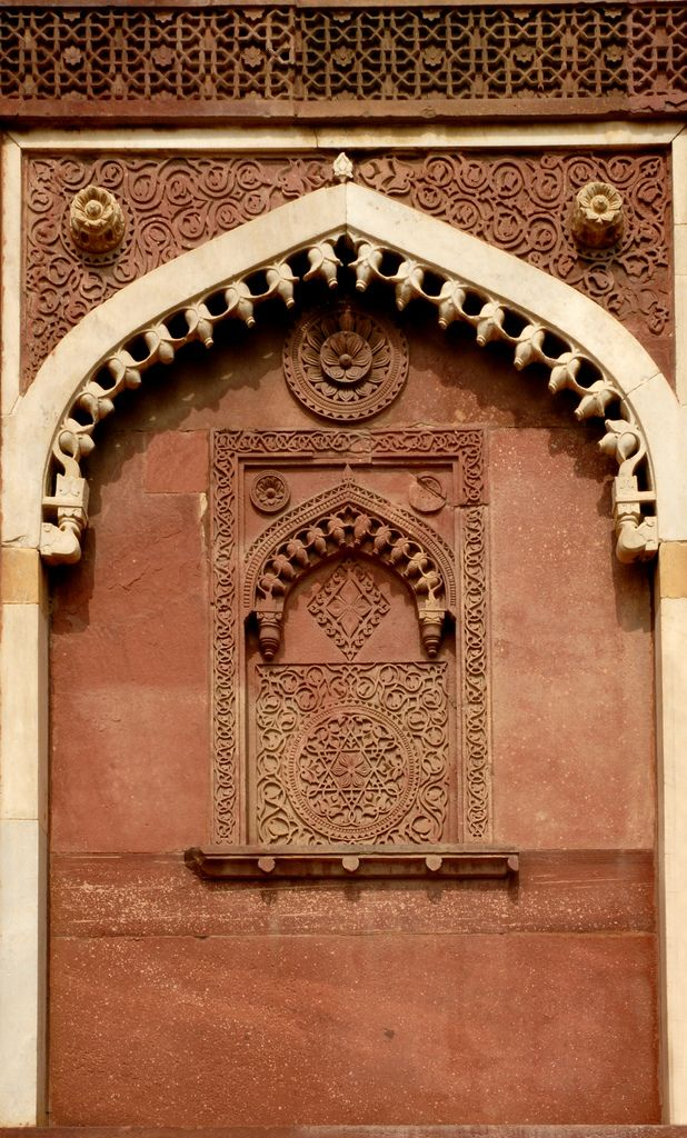 Agra Fort (by HemantSud)
