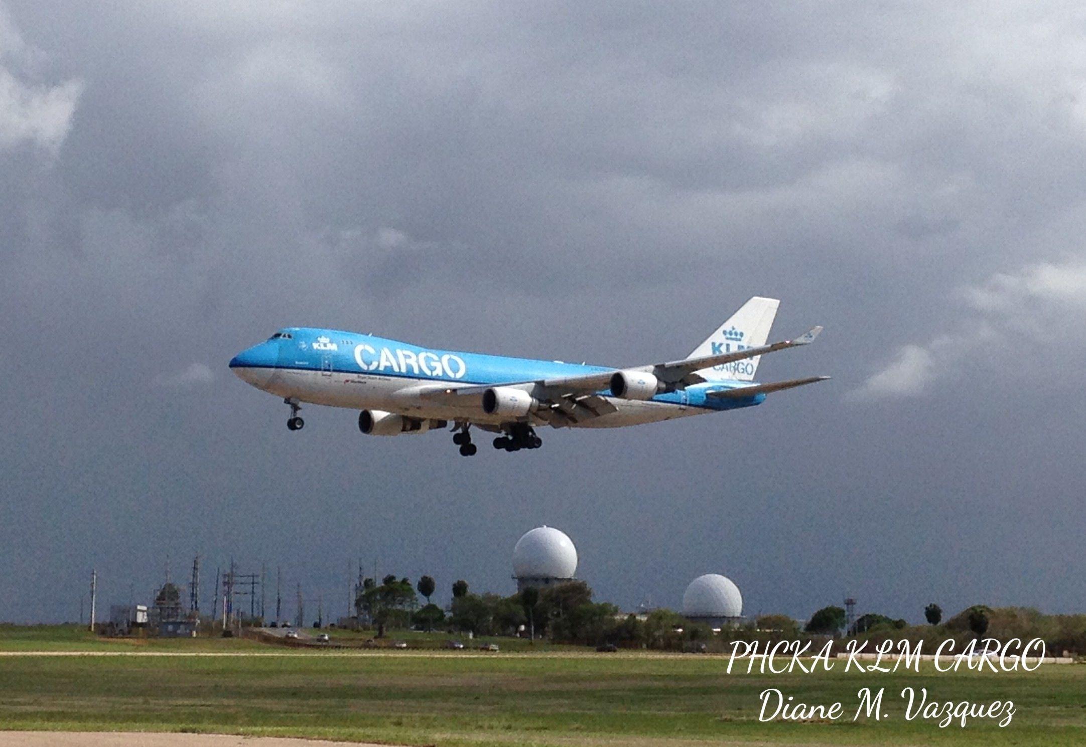PHCKA KLM Cargo BQN
