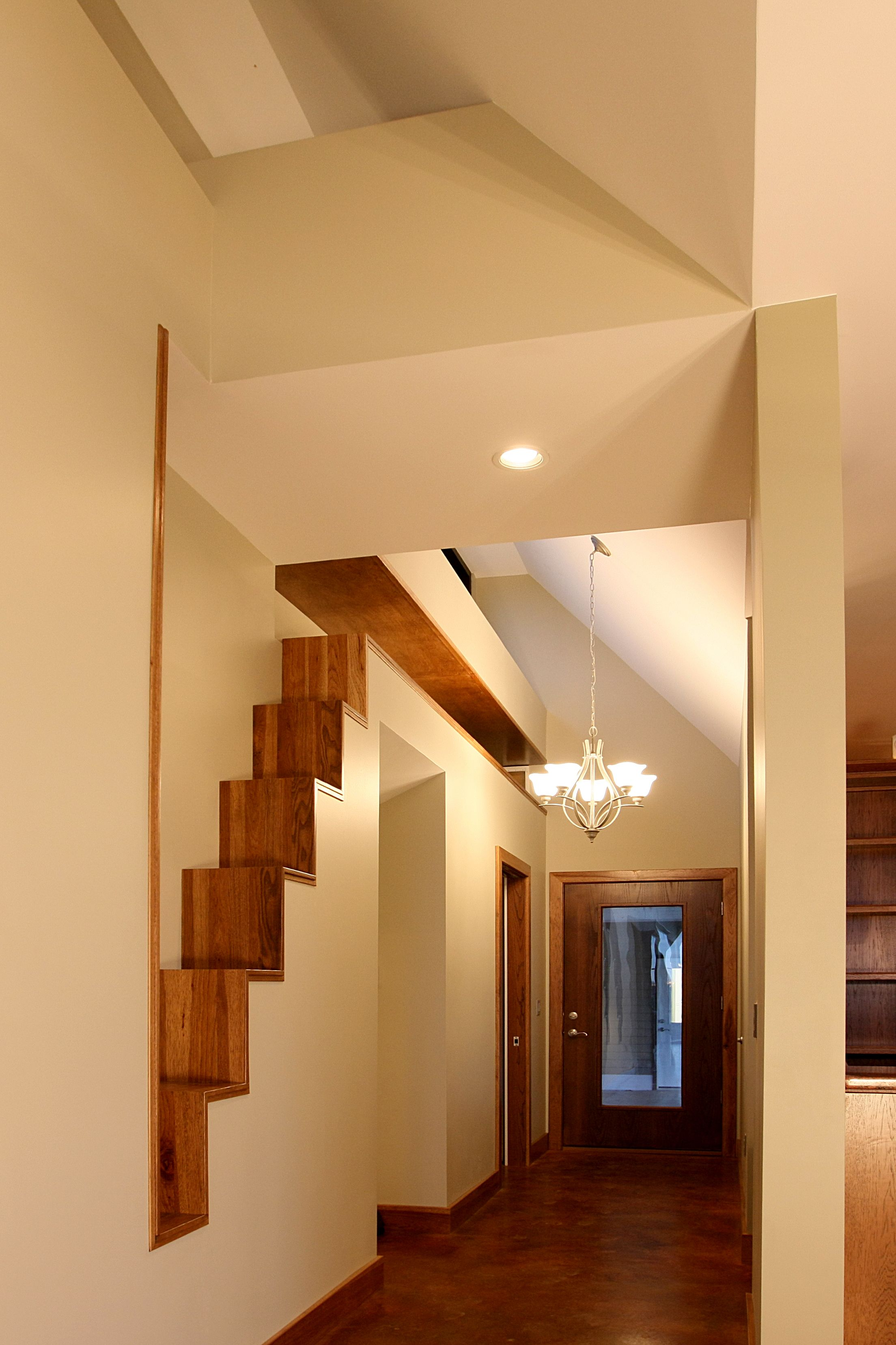 Open Passage | For my Pets | Pinterest | Cat stairs, Stair ...