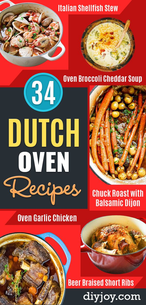 34 Dutch Oven Recipes For Easy But Impressive Dinners images