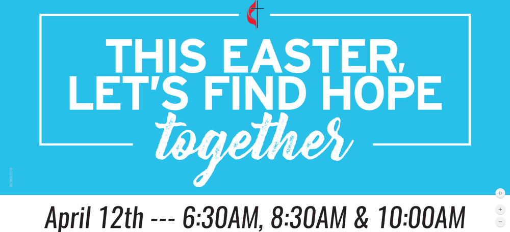 Easter Activities NSUMC Children Faith Formation in 2020