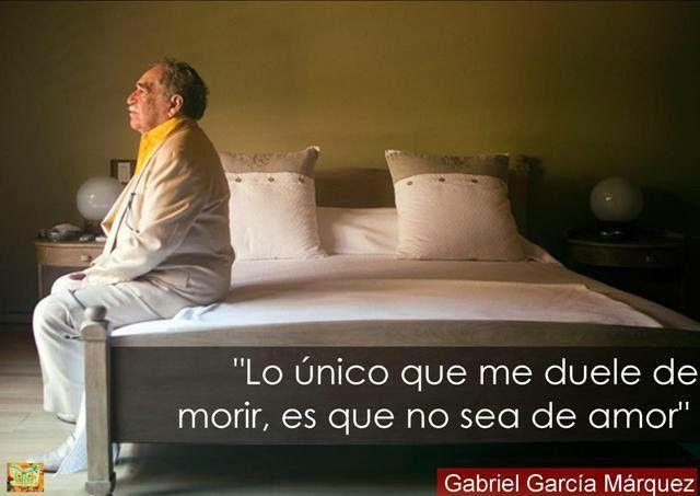 Adiós Don Gabo