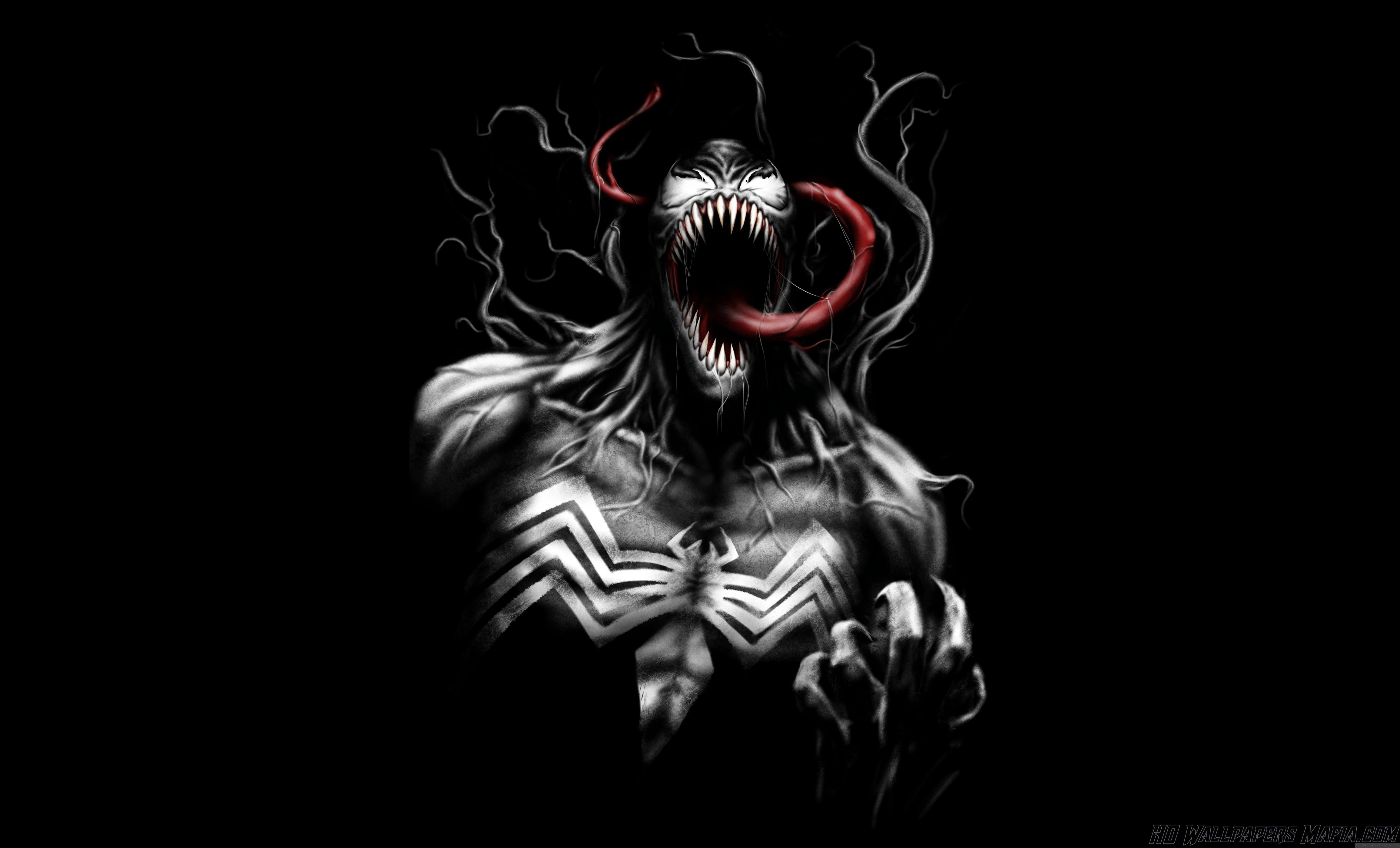 Venom 4k Digital Arts Venom Wallpapers Supervillain Wallpapers Superheroes Wallpapers Hd Wallpapers Di Superhero Spiderman Artwork Iphone Wallpaper Hipster