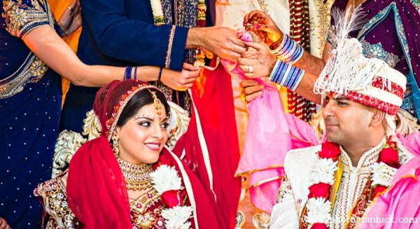 indianwedding bride groom http://maharaniweddings.com/gallery/photo/8731