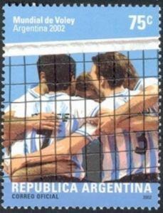 Men's World Volleyball Championship, 2002