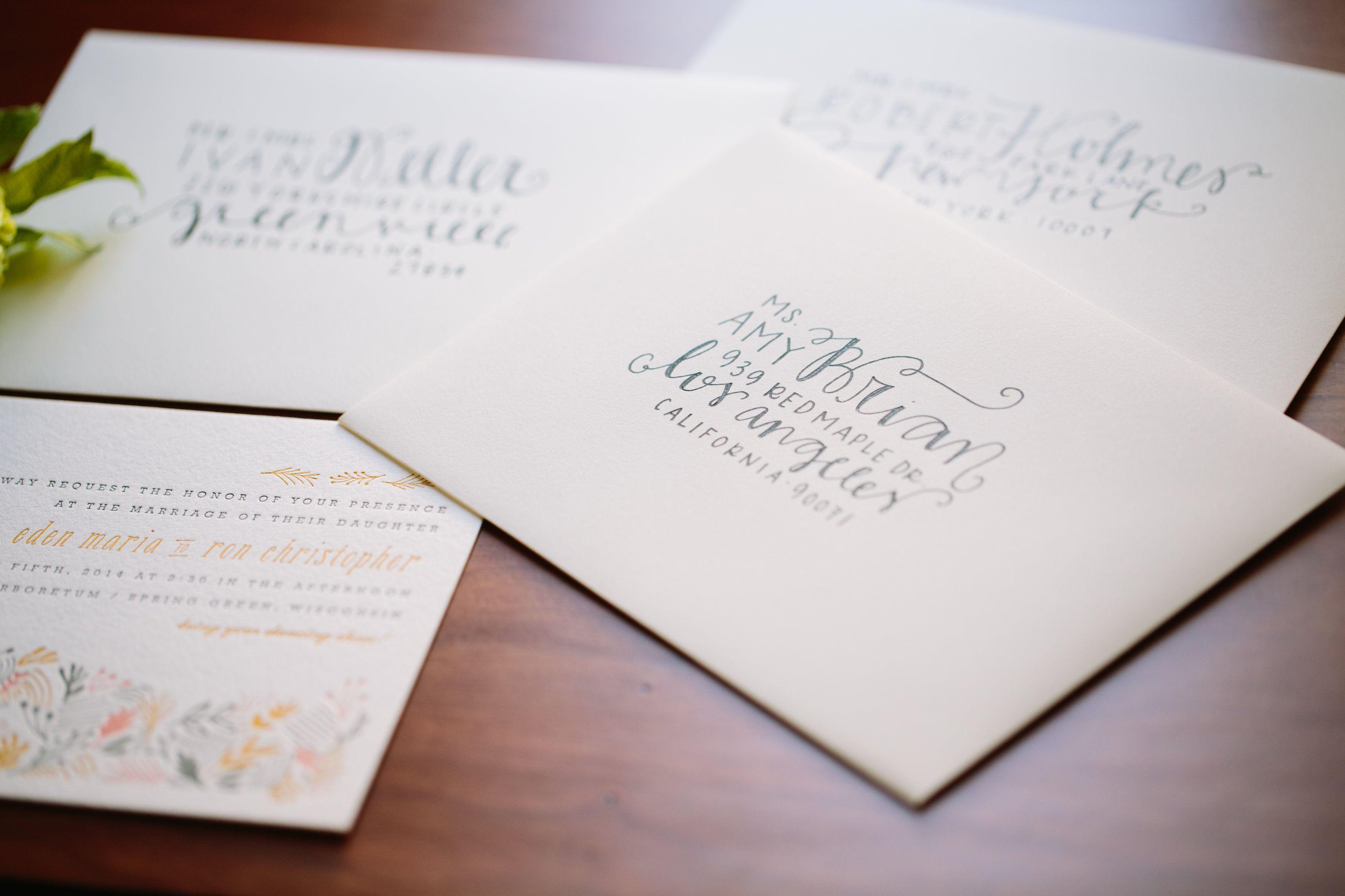 Diy Wedding Envelope Addressing Tips Wedding Invitation Envelopes Diy Wedding Invitation Envelopes Wedding Envelopes