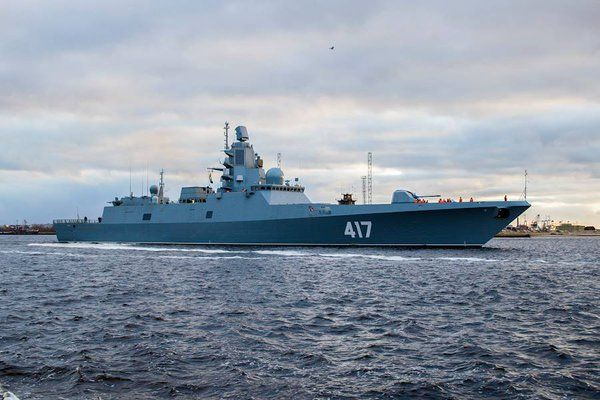 Russian Navy To Receive Two Project 22350 Frigates By 2020 Military And Commercial Technology Frigate Ship Navy Ships Navy