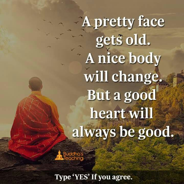 A Good Heart Will Always Be Good