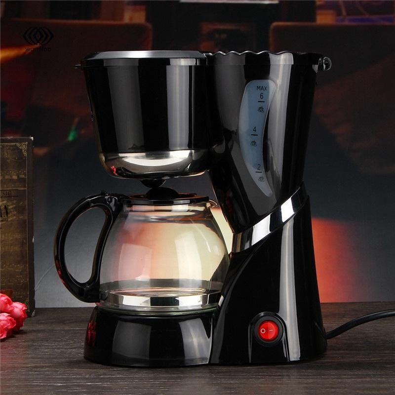 Electric Drip Coffee Maker Machine Black Hourglass Make Cafe Tea Multifunctional AU