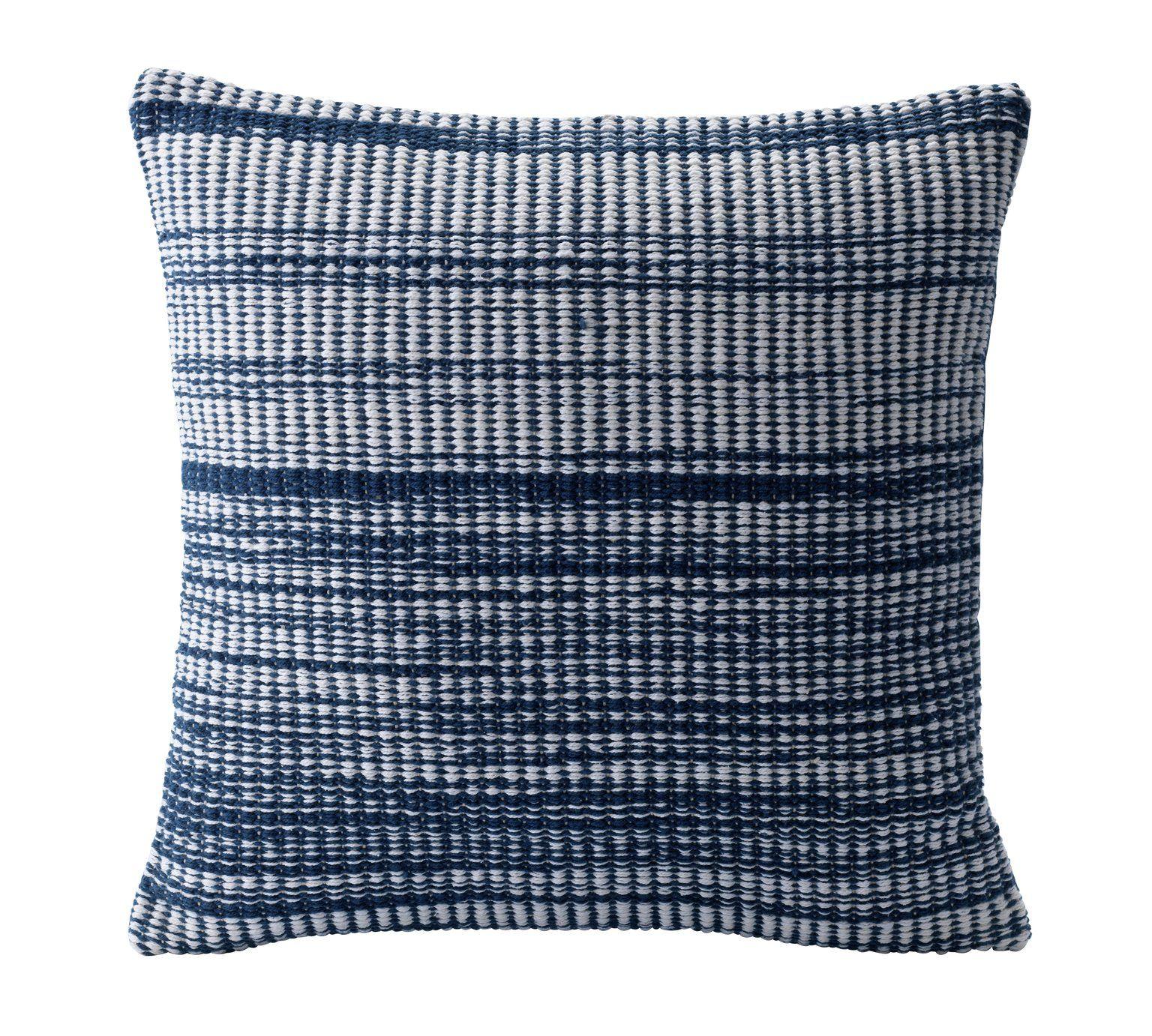 Buy Hygena Navy Stripe Cushion at Argos.co.uk, visit Argos