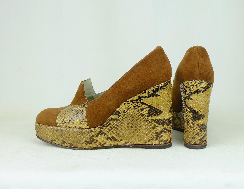 wholesale dealer ccab7 9093e Diese tollen Schuhe aus den frühen 70ern sind aus ...