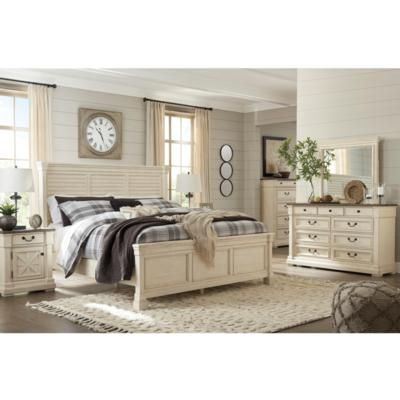 Best Signature Design Bolanburg B647 8 Pc King Louvered Bedroom 640 x 480