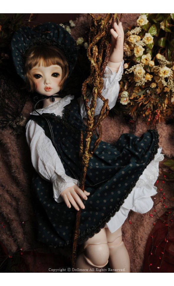 DOLLMORE BJD NEW Lusion Doll - Sweetheart Alice(MAKE UP)
