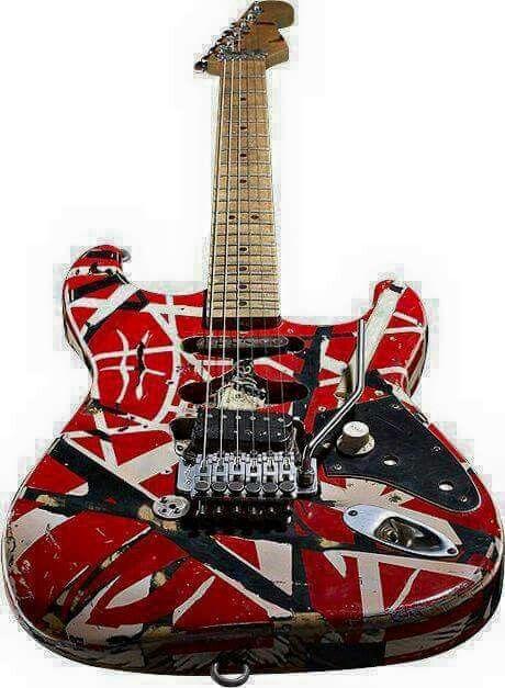 Eddie Van Halen's Frankenstrat