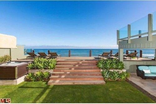 Leonardo DiCaprio's $19M Malibu beach house.