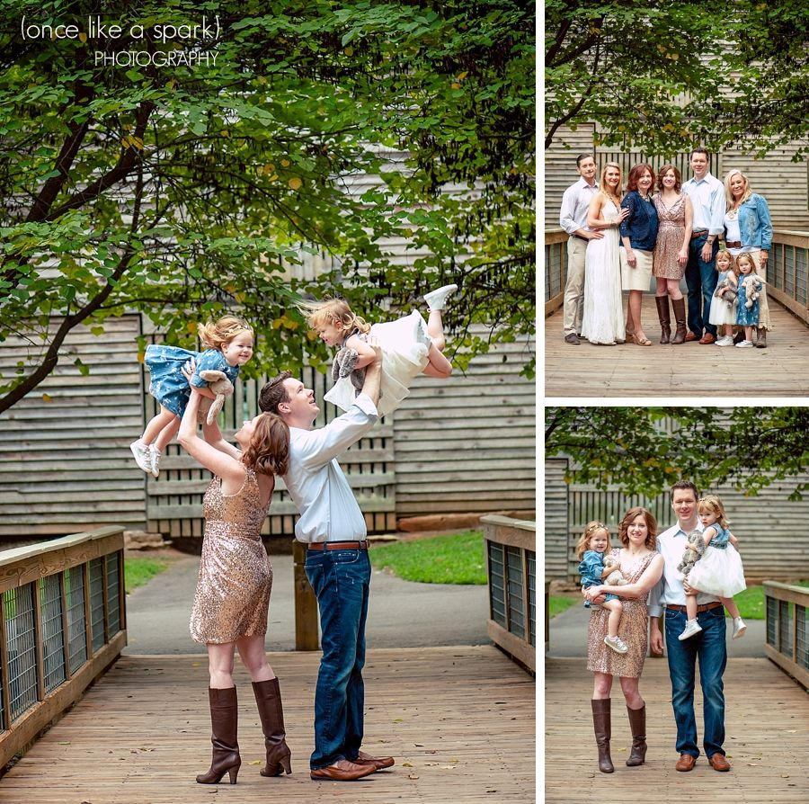 Highlights :: The Cornwell's Family Session at McDaniel Farm in Duluth, GA :: with Katey