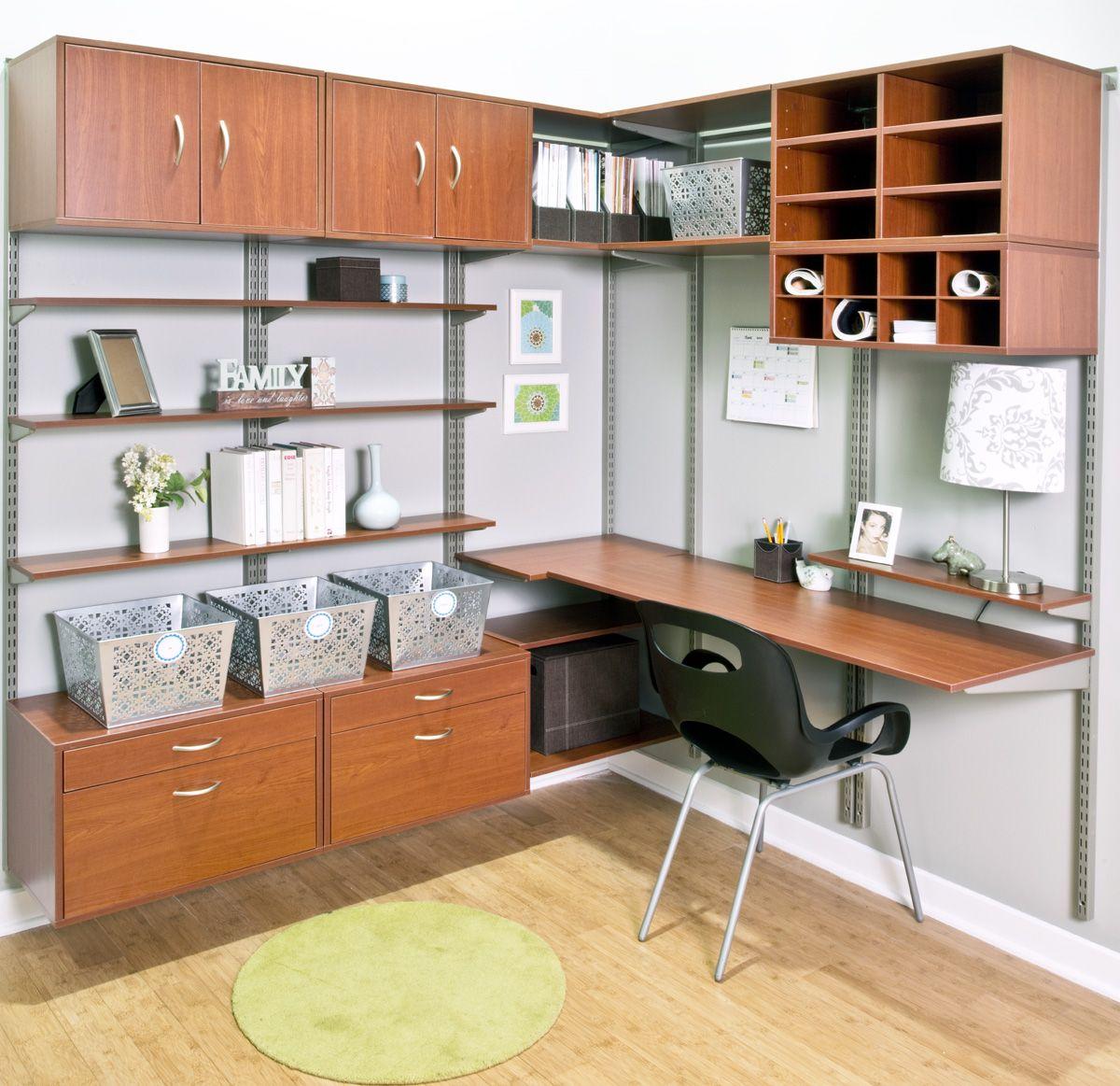 Machen Sie Ihr Home Office Organisation Systeme Büromöbel Wenn Sie ...