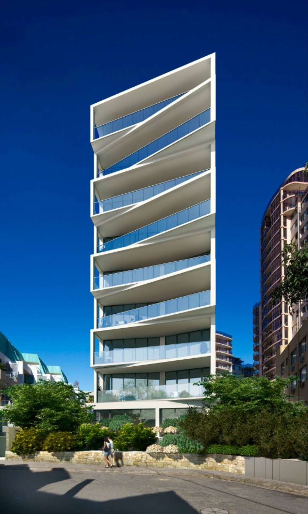 Q+A: Brian Meyerson on Designing a Building with Dancing Balconies -