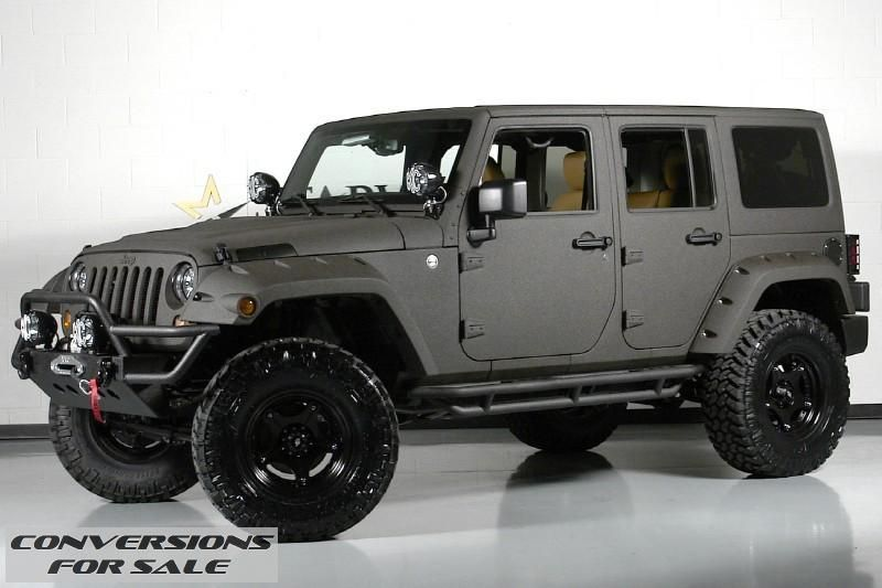 2013 Kevlar Jeep Wrangler Unlimited Jeep wrangler