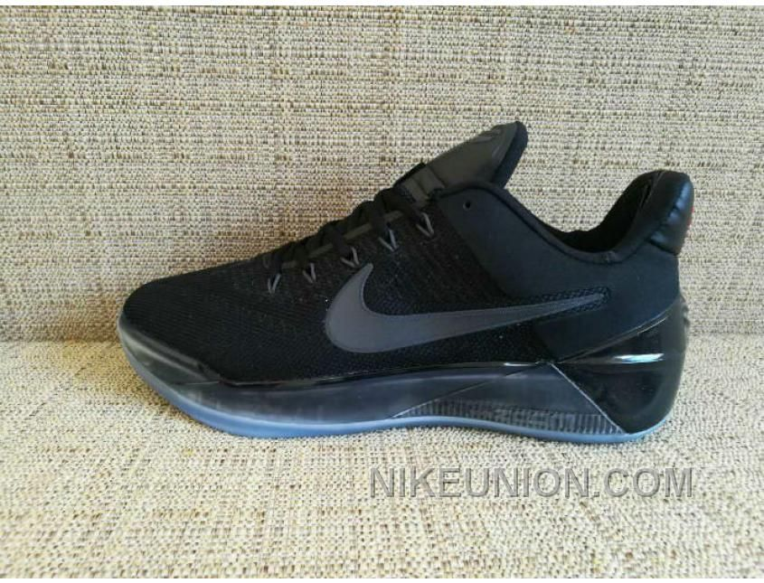 superior quality 7af22 bf52b ... norway nikeunion official nike kobe 12 flyknit all black 64d60 8e222