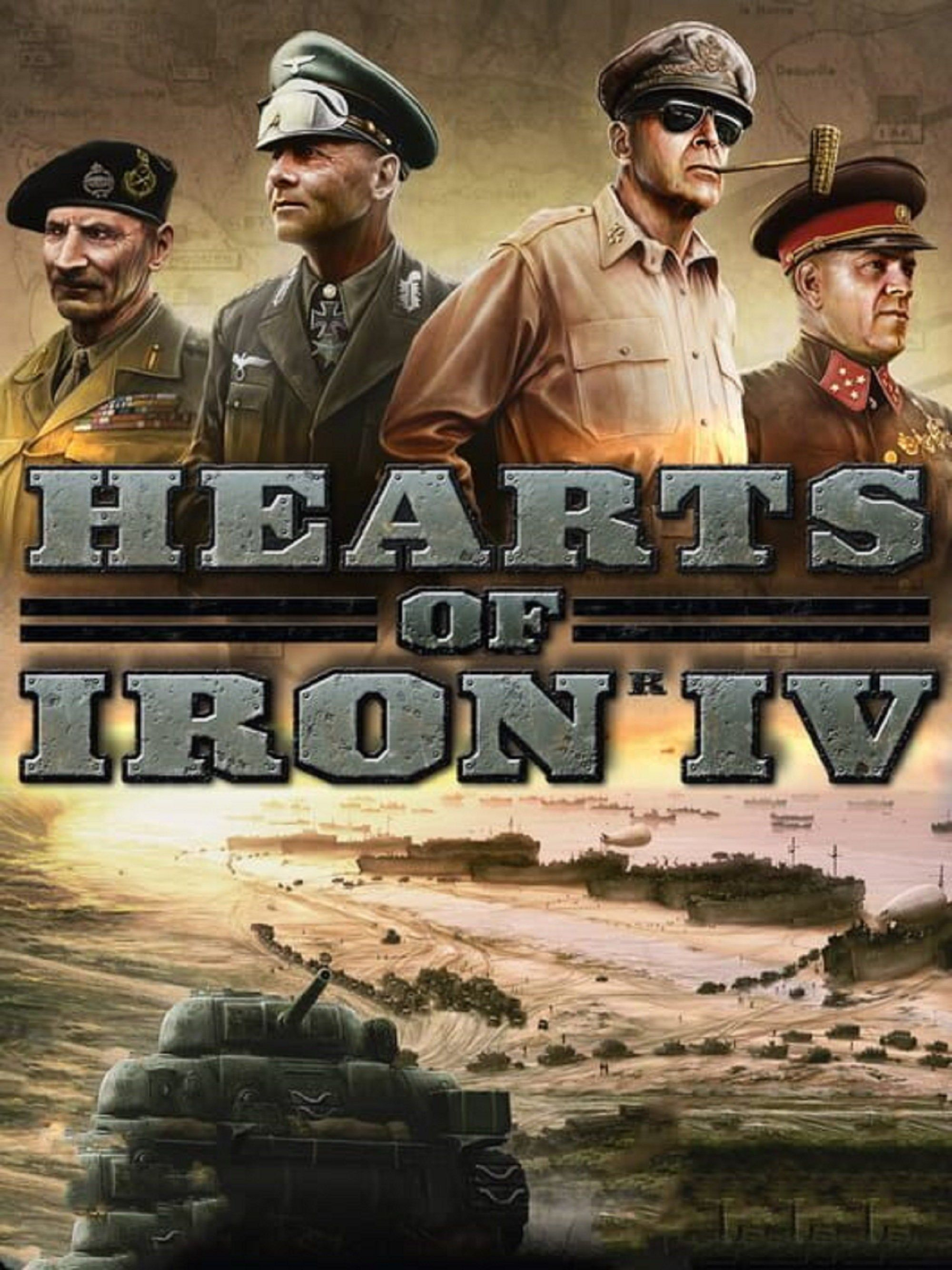 Hearts of Iron IV PC by BlackpearlGB on Etsy in 2020