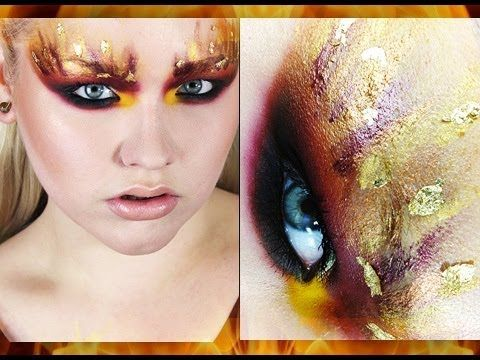 FOLLOW ME ON TWITTER http://www.twitter.com/Nikkietutorials  SECOND CHANNEL http://www.youtube.com/TVNikkie  FACEBOOK PAGE http://www.facebook.com/NikkieTutorials - - -  FOR A LIST OF ALL PRODUCTS USED: http://www.nikkietutorials.com/web/2012/05/makeup-tutorial-the-hunger-games-the-girl-on-fire-inspired/  - - - HETCOSMETICAHUIS: http://www.hetco...
