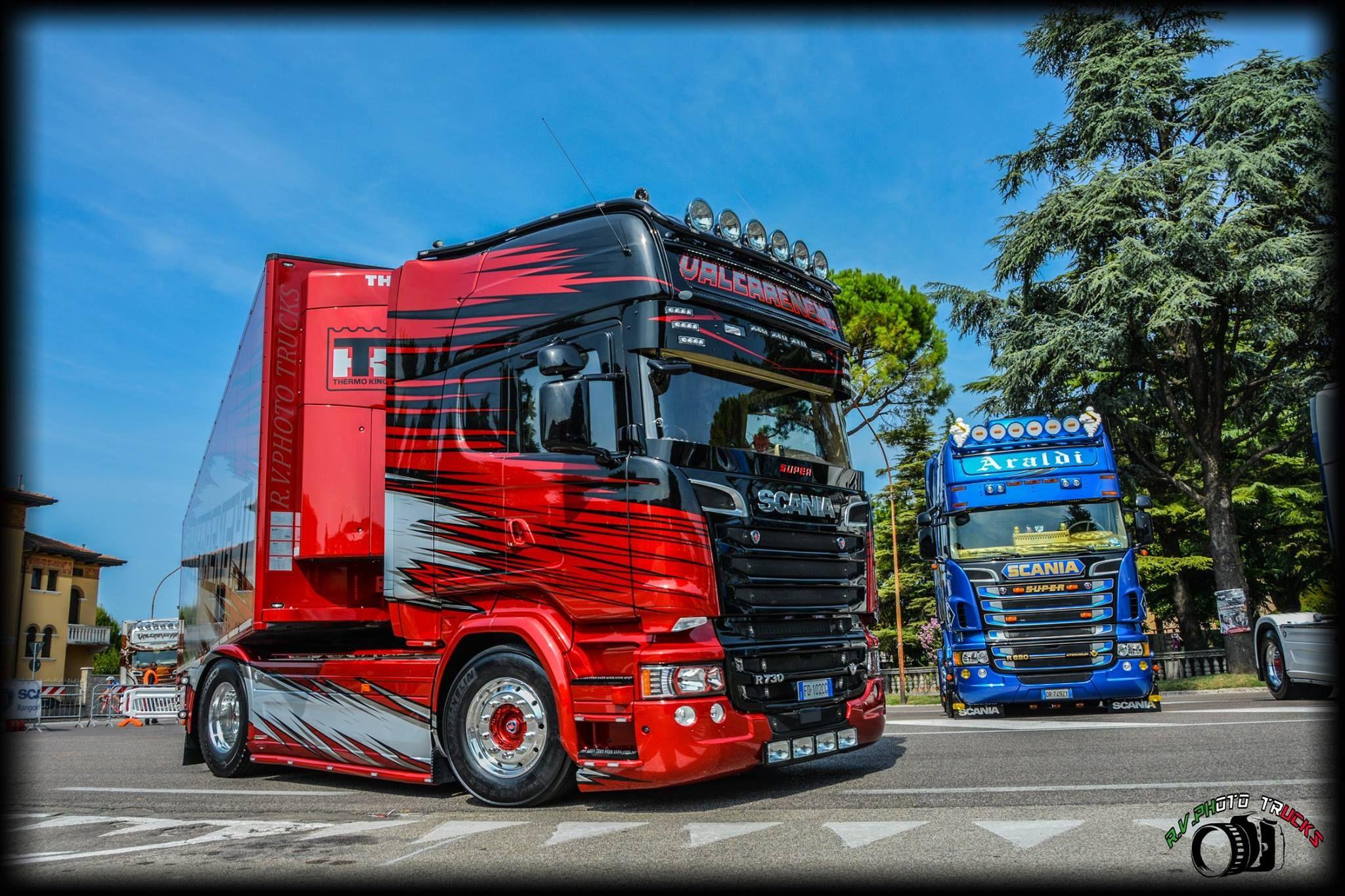 Pin On Tunnig Truck