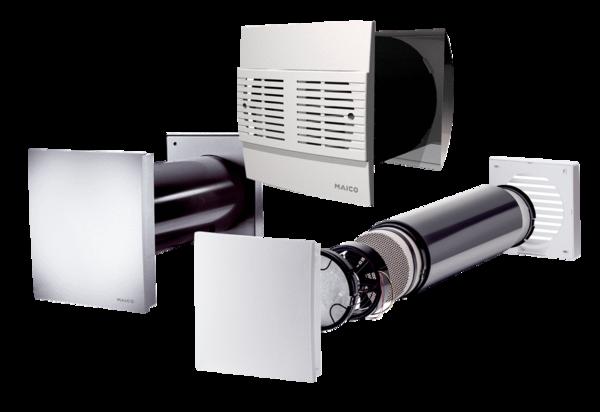 Dezentrale Luftungsgerate Im0017324 Png Dezentrale Luftungsgerate Mit Warmeruckgewinnung Luftung Luftungsgerat Energieeffizient Bauen