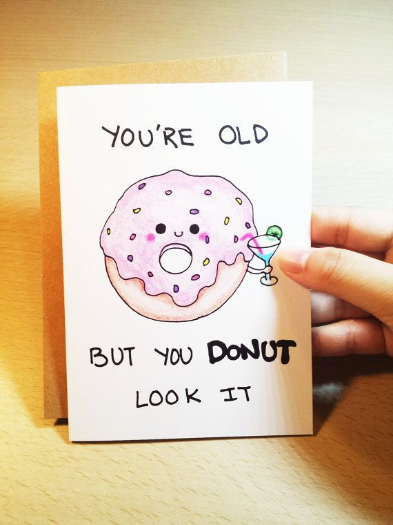 Funny Birthday Card Funny Birthday Humor Adult Birthday Card Funny