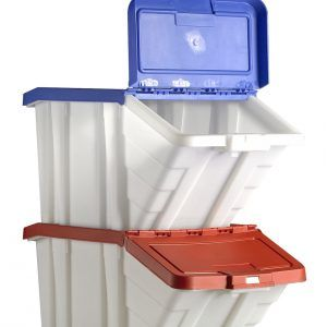 Large Stackable Storage Bins With Lids  sc 1 st  Pinterest & Large Stackable Storage Bins With Lids | http://supybot.org ...