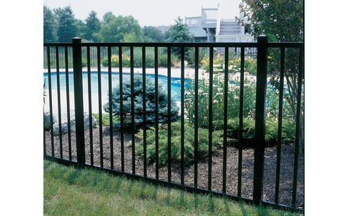 Pool Fence Aluminum Pool Fence Fence Options Fence Sections