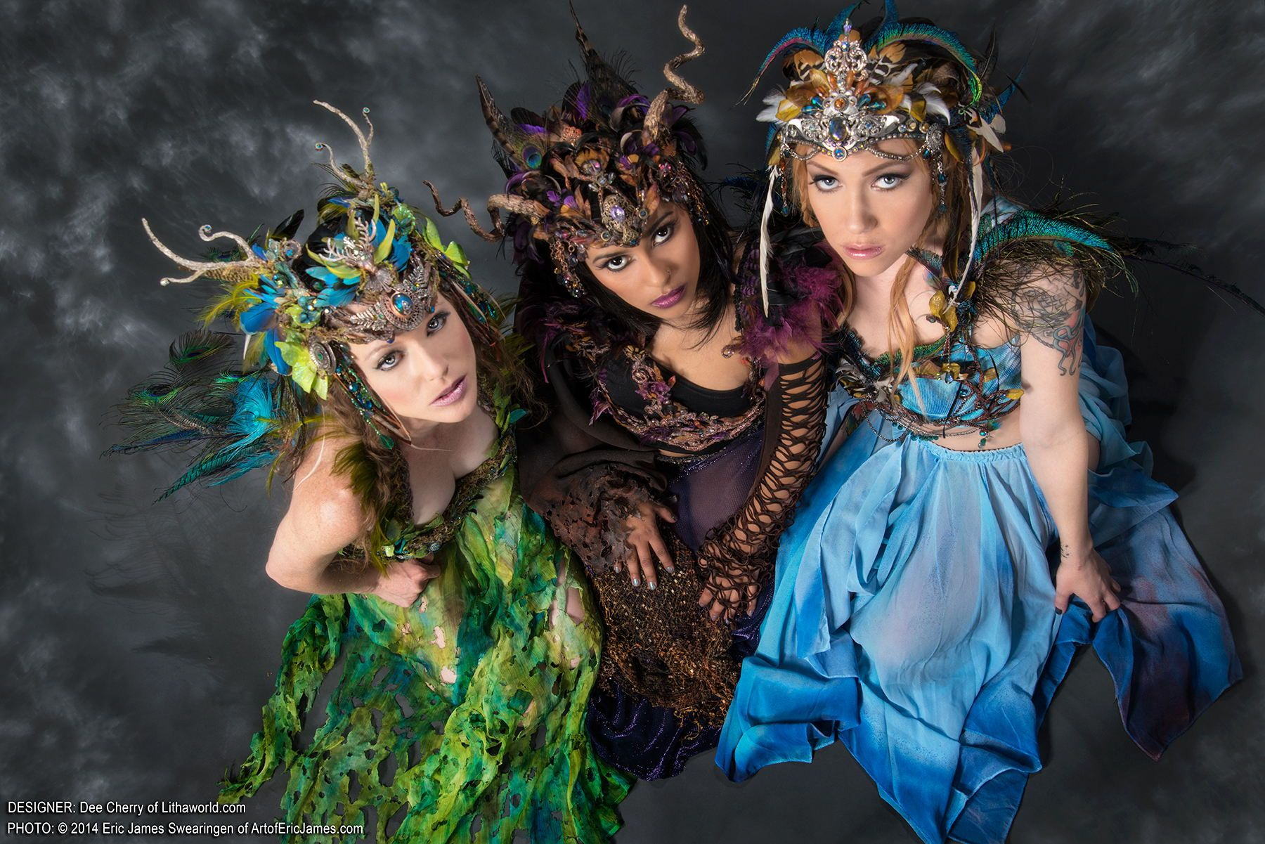 fantasy costume collection from designer dee cherry by eric