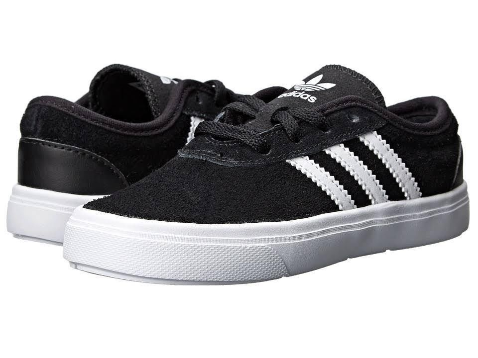 adidas negras skate