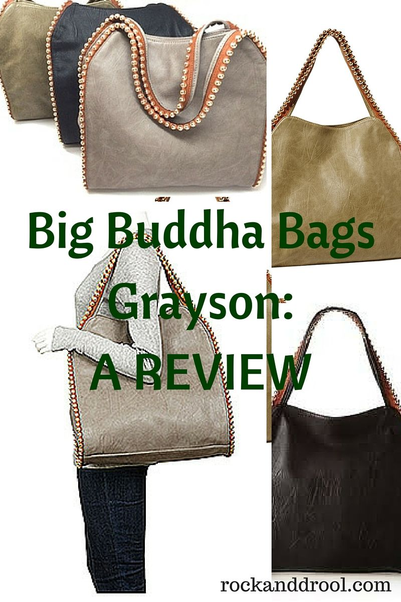 Grayson By Buddha Bags Review Rockanddrool Purses And