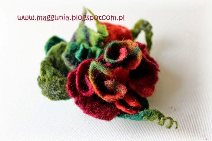 Maggunia W Krainie Czarow Flowers Love Lies Bleeding Plants