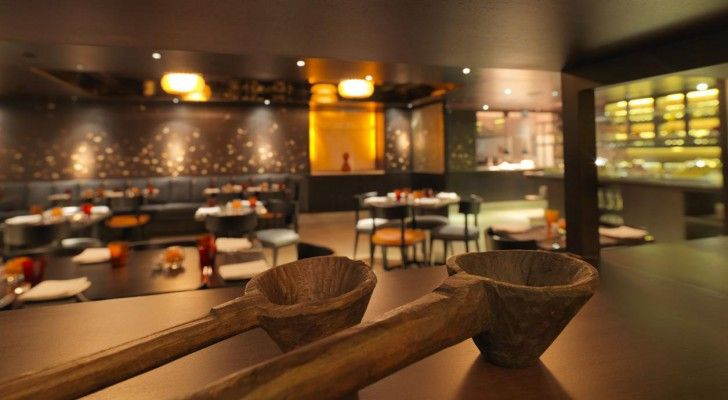 Decoration: Inspiring Indian Restaurant Design: Minimalist .