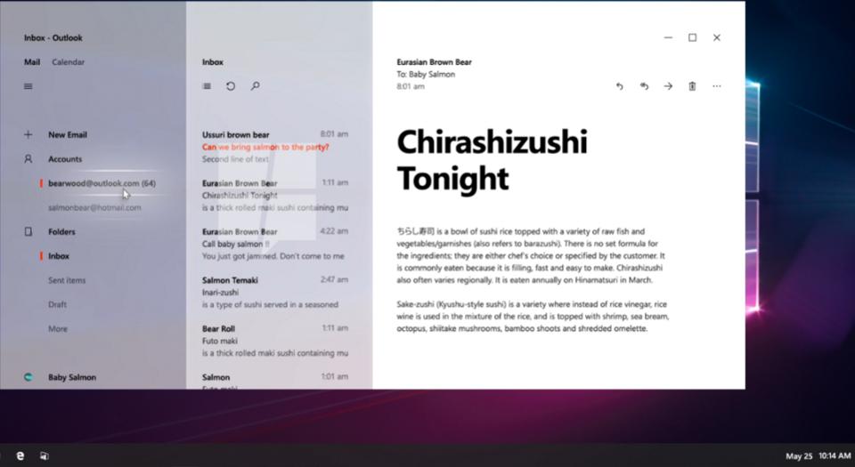 Microsoft Makes Significant Windows 10 Design Changes Project Neon Web Design Tips Web Design