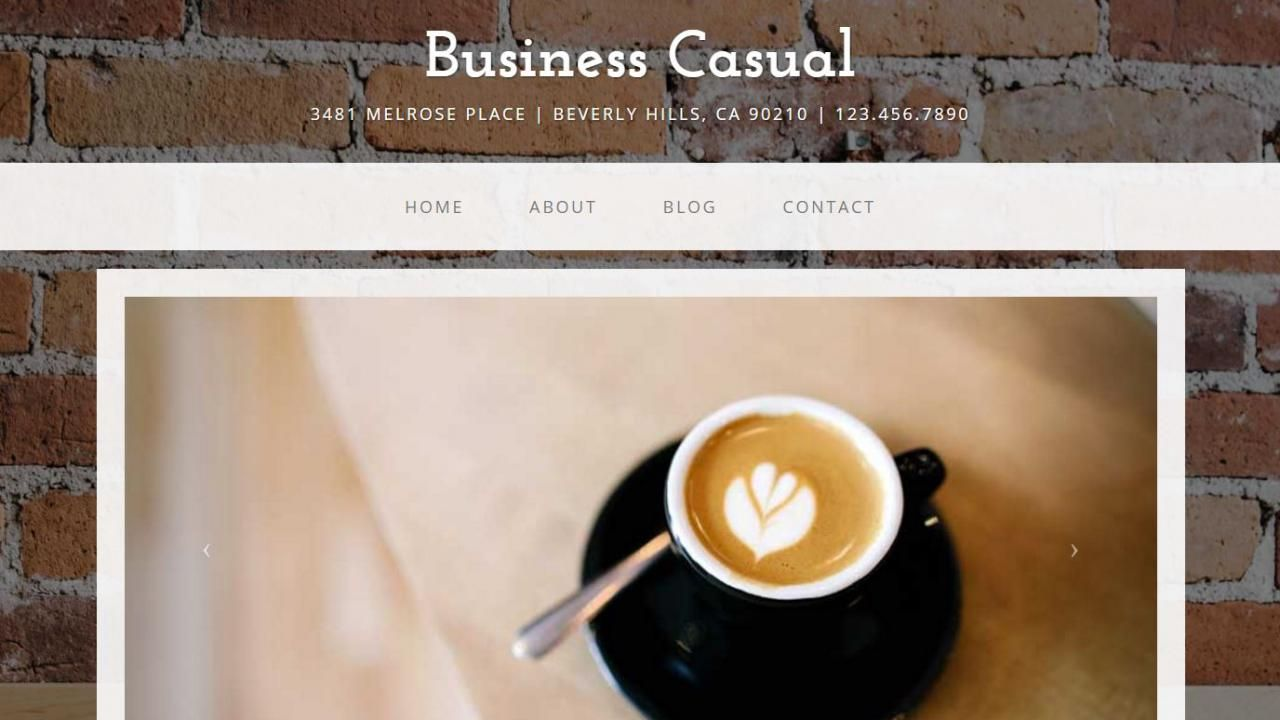 Business Casual is an open source project hosted on GitHub by ...