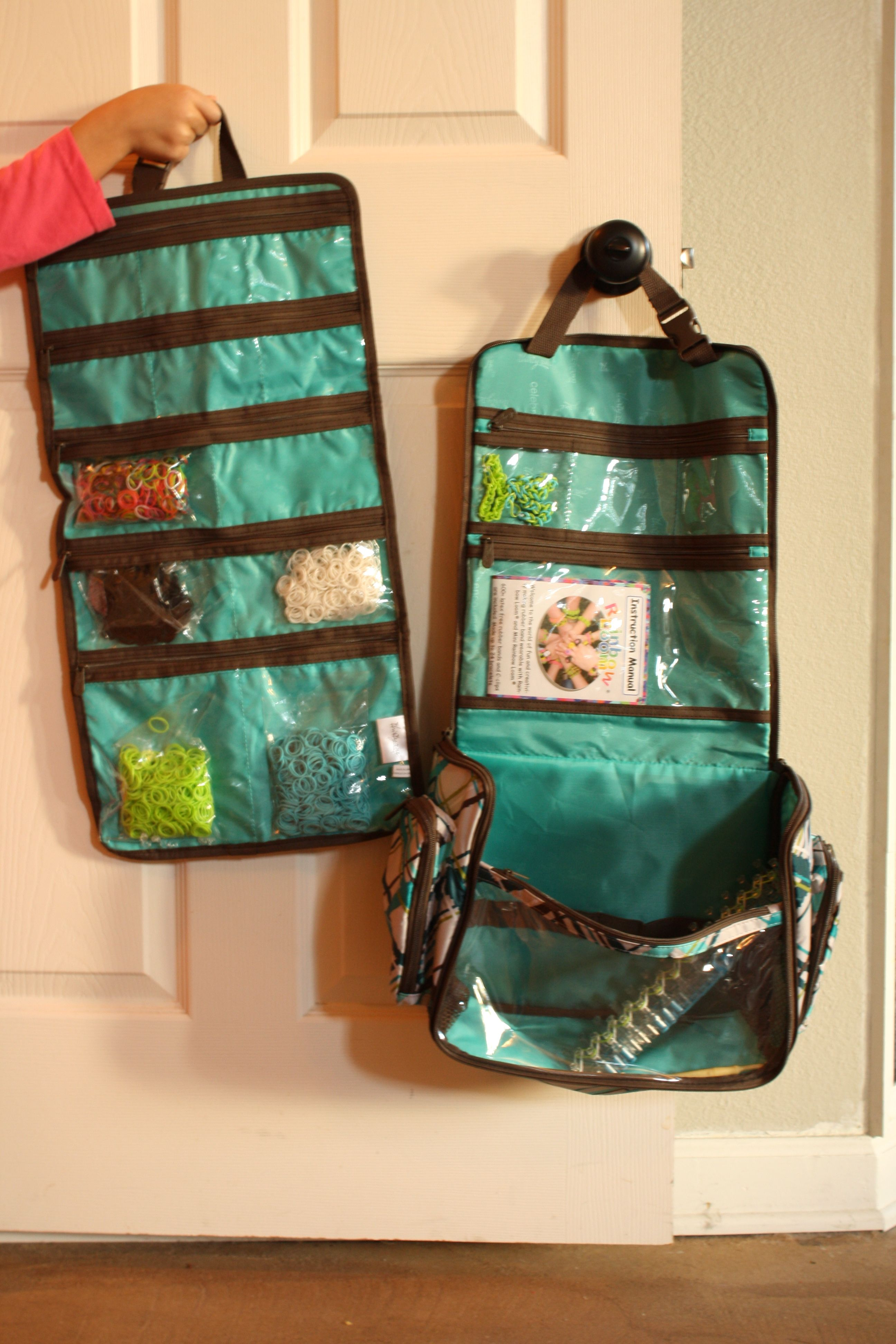 The Thirtyone Deluxe Beauty Bag & Uptown Jewelry Bag make