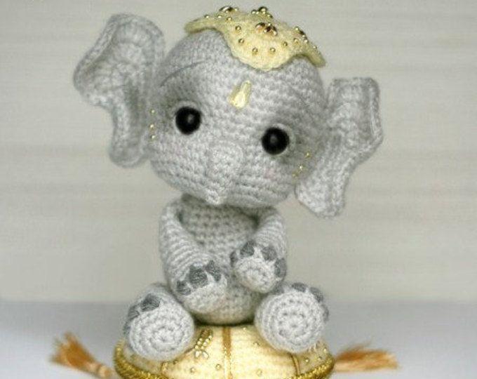 Amigurumi Patterns Elephant : Lumpy winnie the pooh amigurumi pattern ⋆ crochet kingdom
