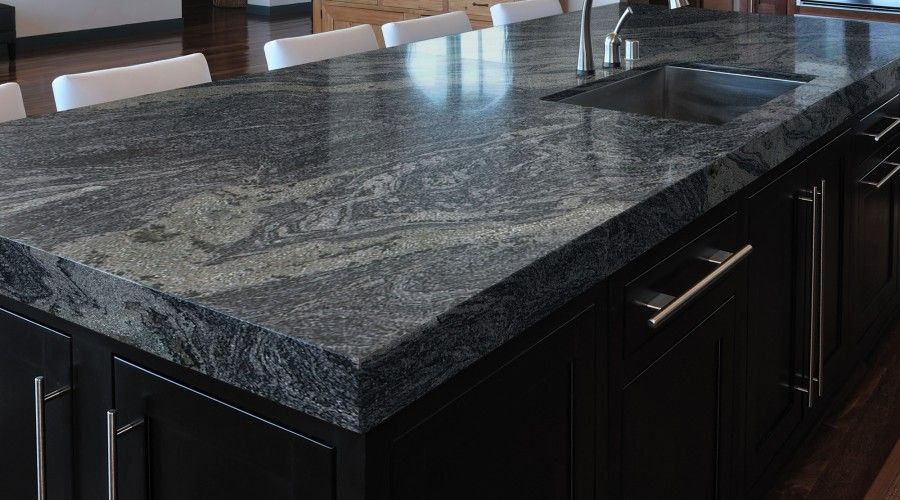Verde Aquarius Leather Granite Sensa by Cosentino | No Stain ...