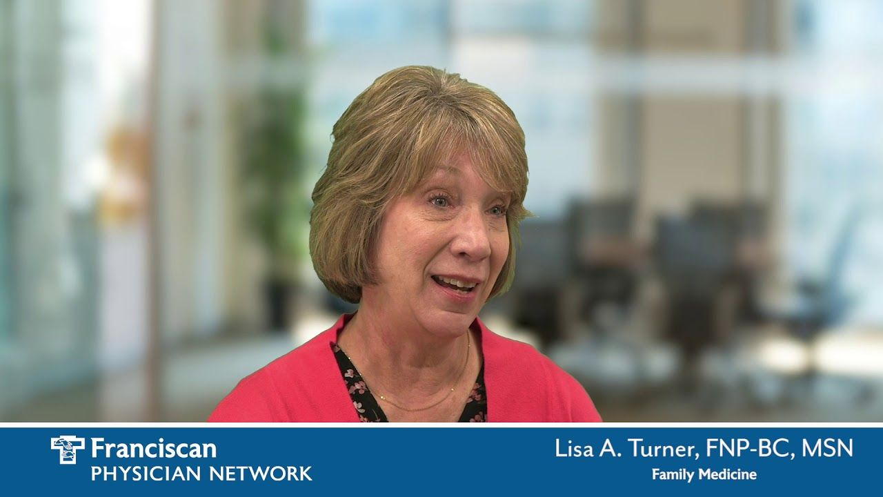 Lisa turner is a family medicine registered nurse with