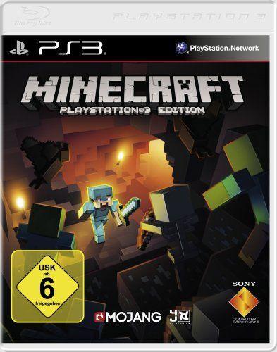 Minecraft PlayStation Edition German Version By Mojang - Minecraft mine spiele
