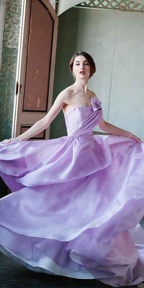 100 Colorful Non White Wedding Dresses