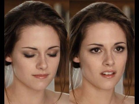 bella swan wedding makeup tutorial breaking dawn