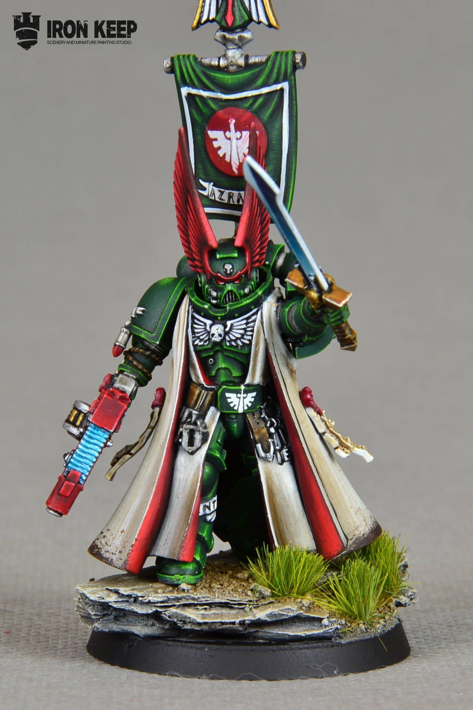Azrael, Supreme Grand Master conversion (platinum level