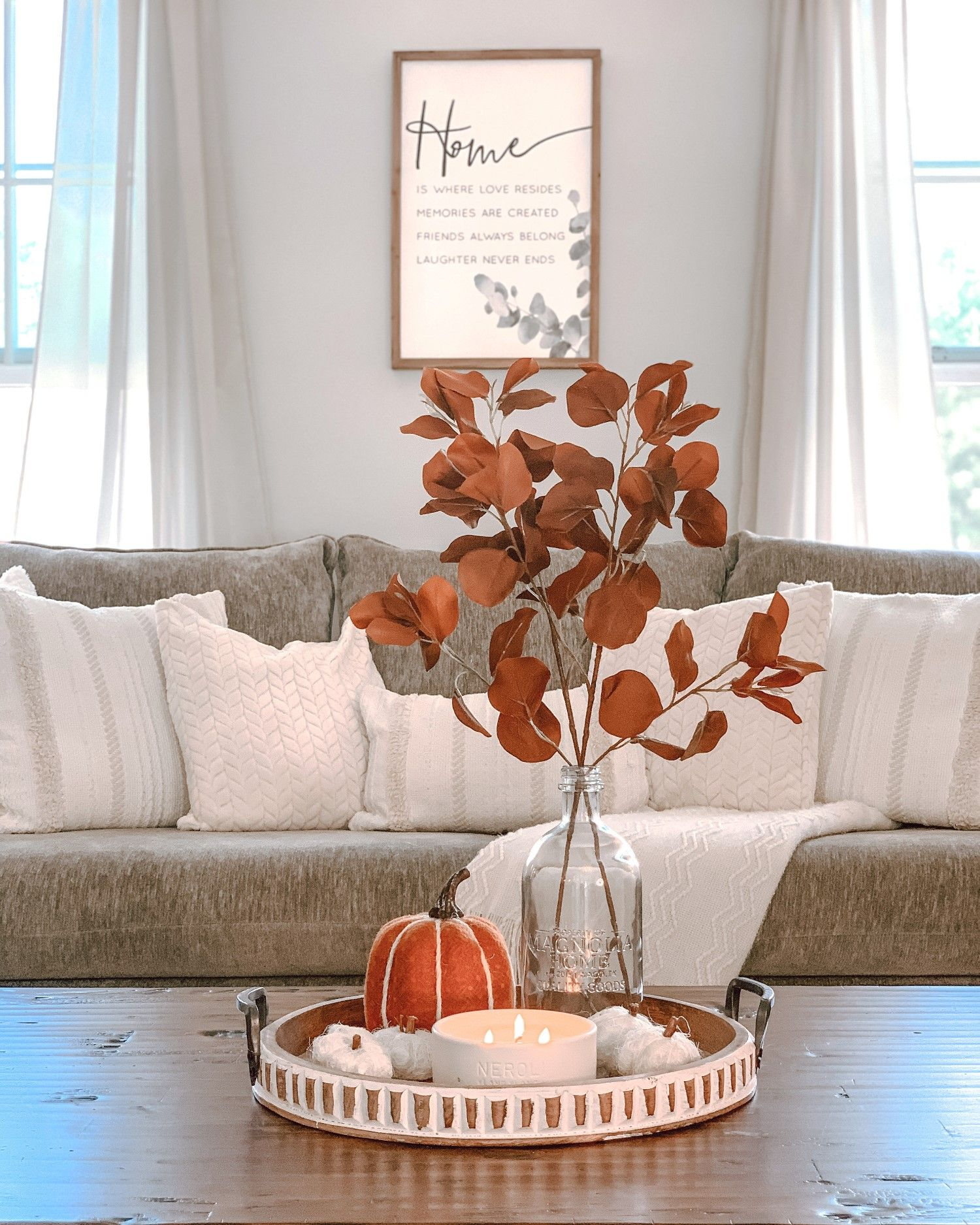 6 Tips to Decorate your Home for Fall