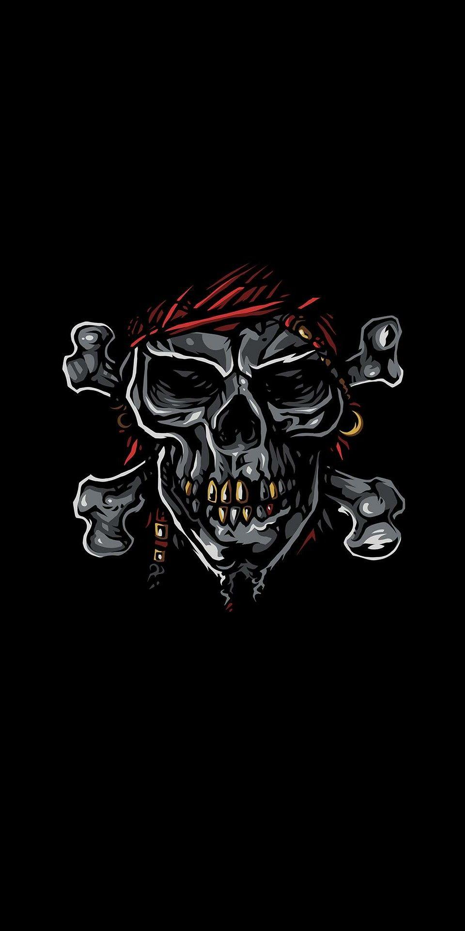 Pirates Cool Wallpaper Mobile Wallpaper Wallpaper Backgrounds Phone Backgrounds Skull Island